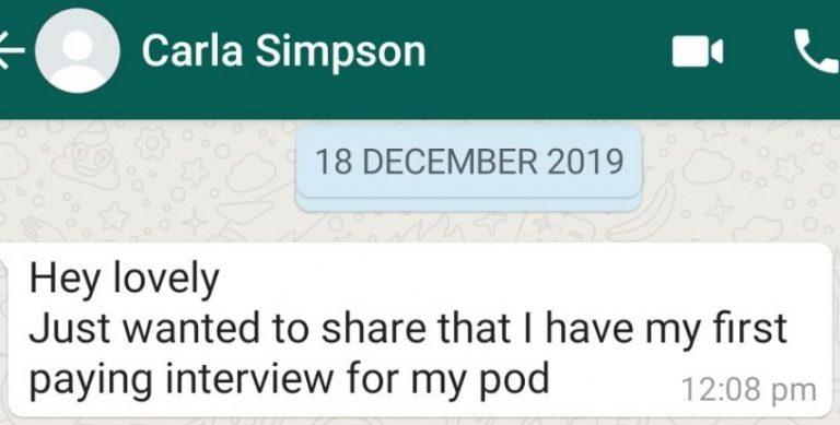 Carla Simpson - Business Coach Testimonial (2)